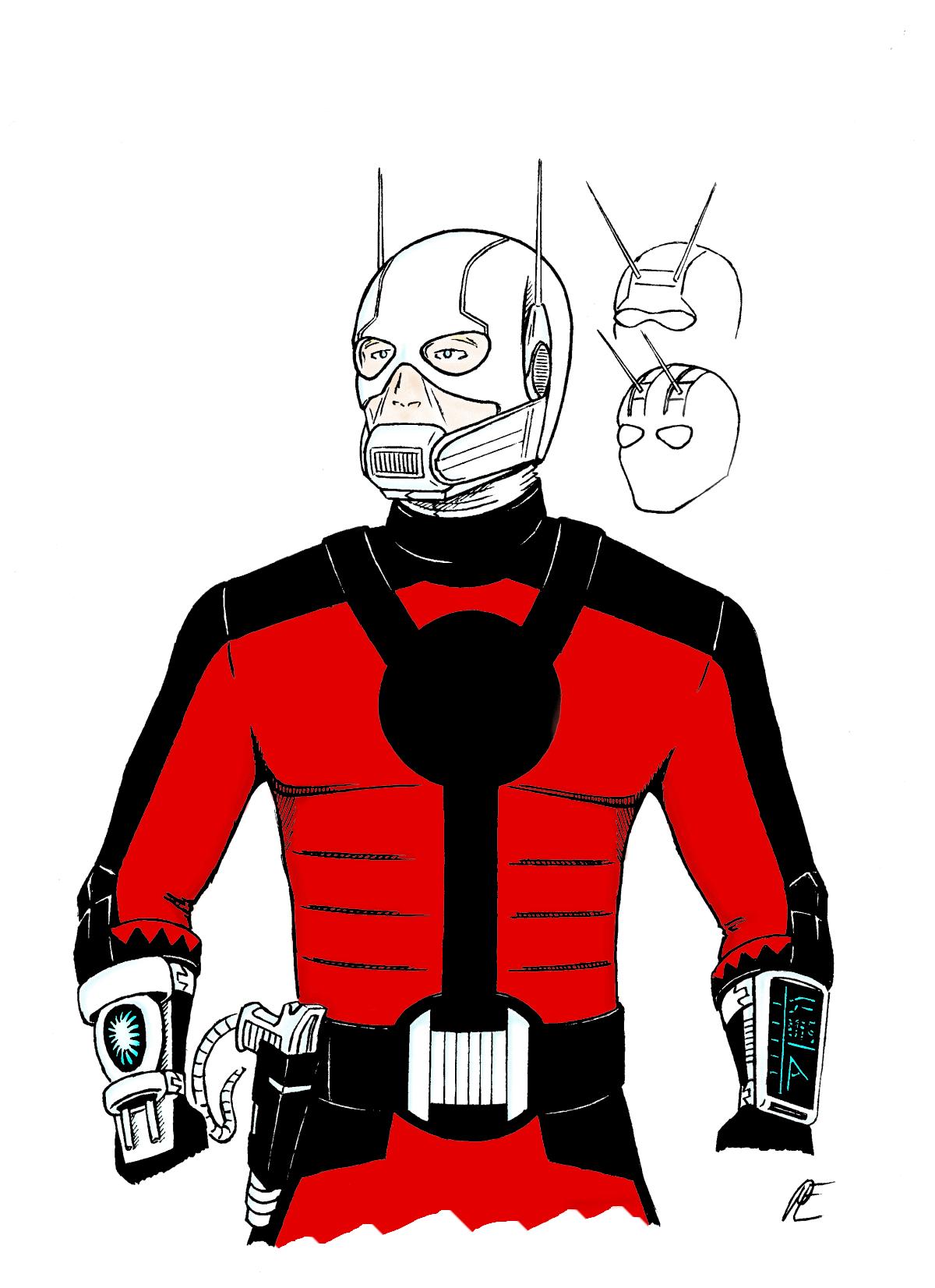 Ant-Man Movie Concept