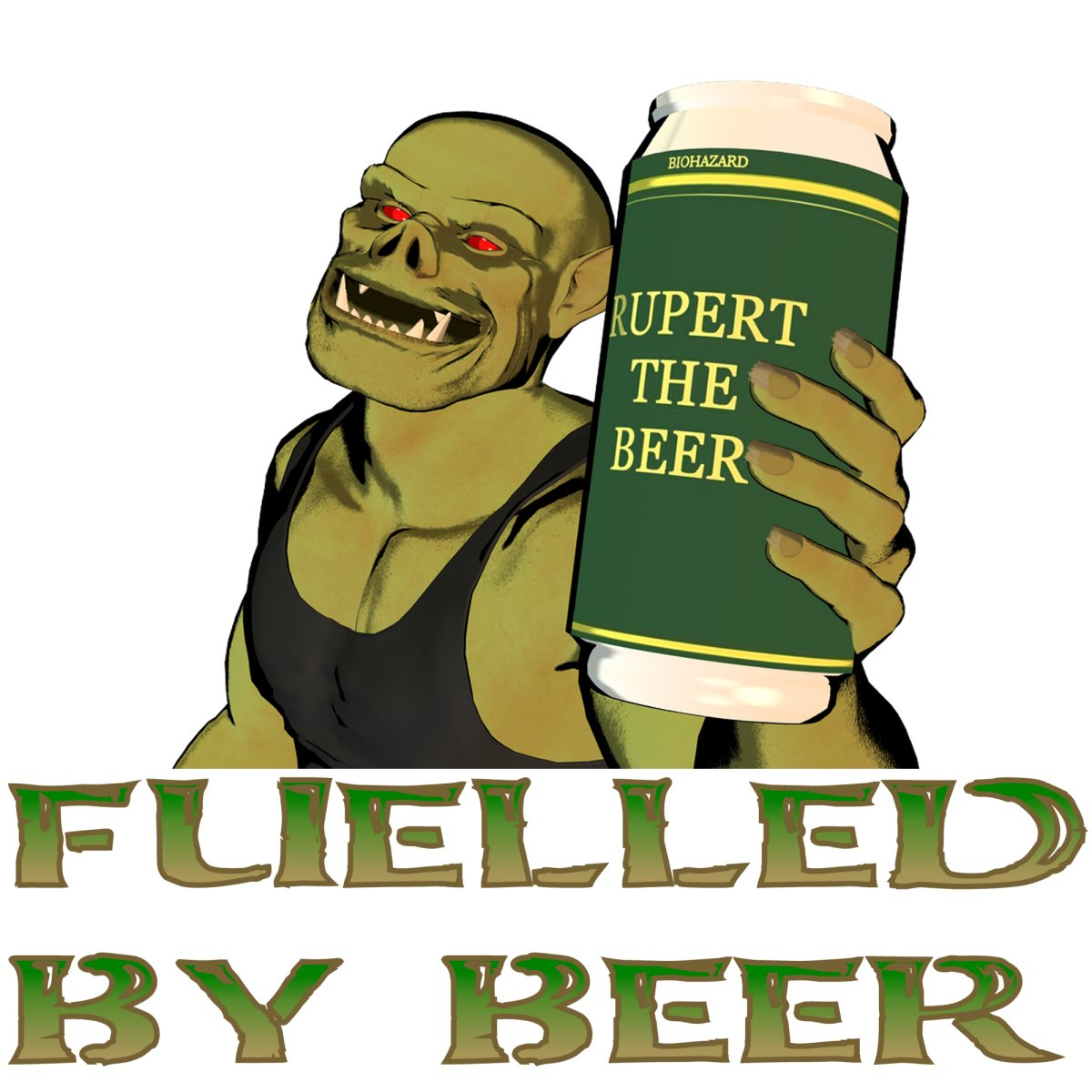 Fuelled By Beer