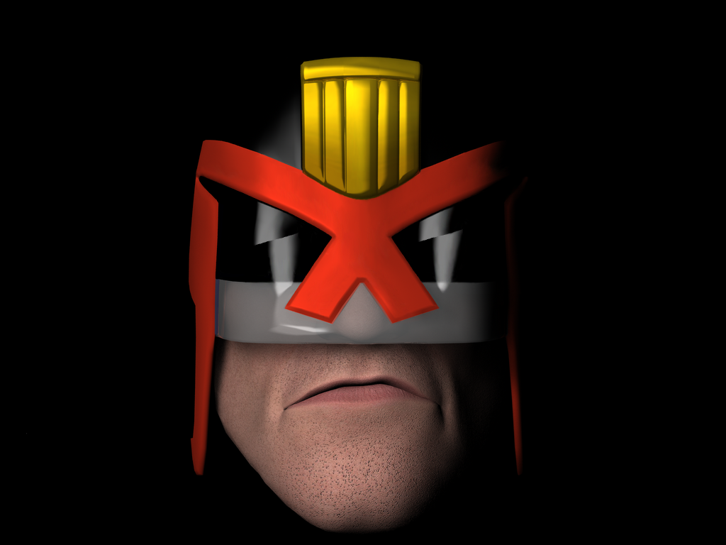 Judge Dredd - Lawman of the Future