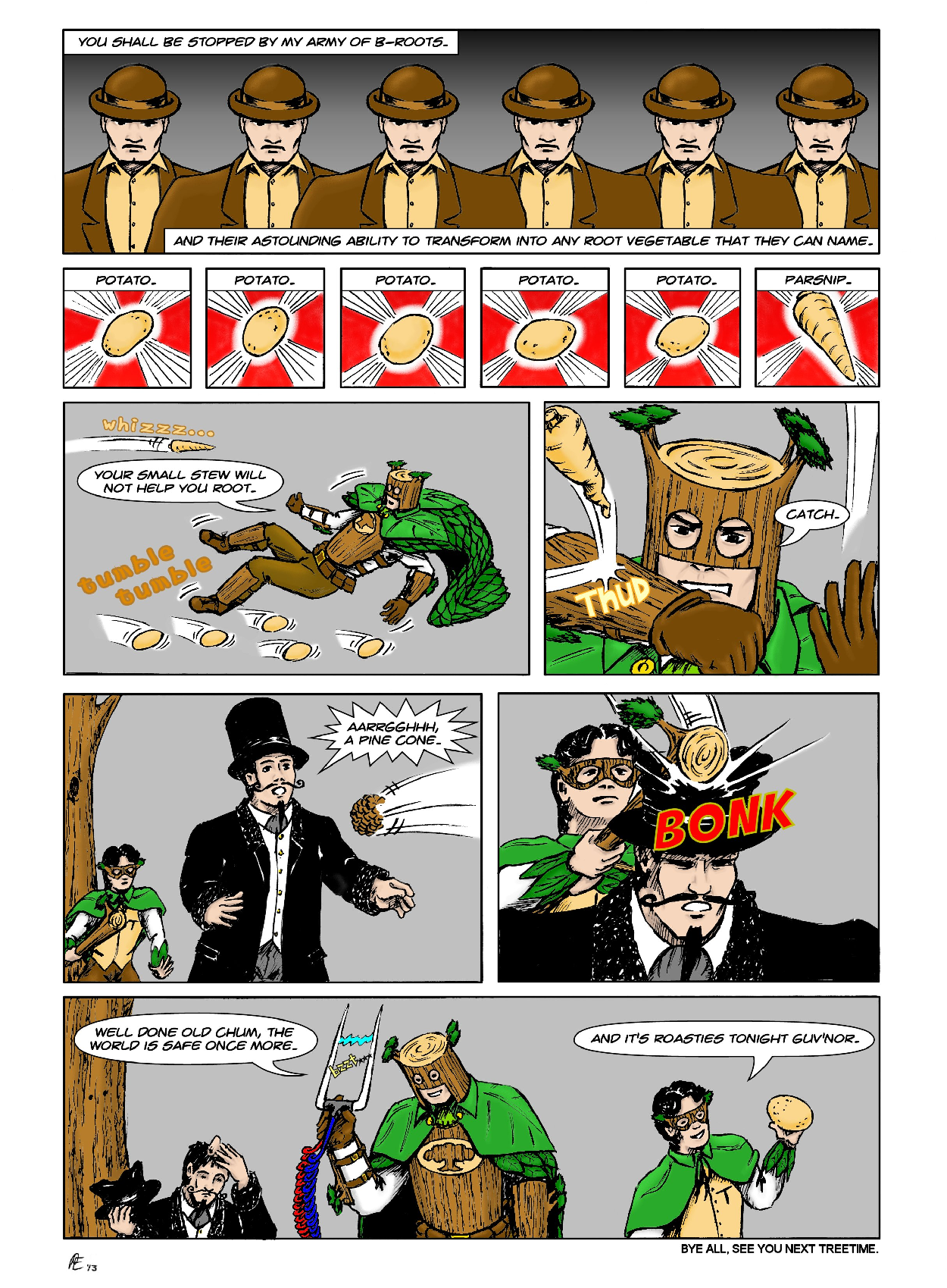 The Great Tree Pg 2.